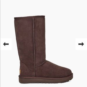 Authentic UGGs Tall Chocolate